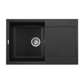 Кухонная мойка ELLECI EASY 300 NERO 40