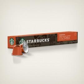 кофе в капсулах Starbucks Nespresso Colombia Espresso в капсулах 10 шт