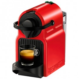 Капсульная кофеварка Nespresso Inissia C40 Red