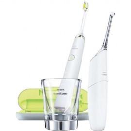 Зубной центр Philips Sonicare DiamondClean&AirFloss Ultra HX8491/01