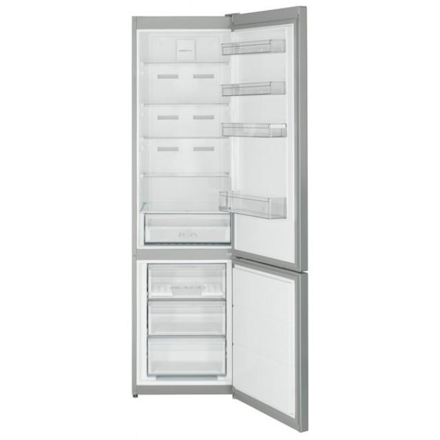 Холодильник з морозильною камерою Sharp SJ-BA20IMXI1-UA