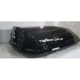 Вантажний бокс Terra Drive 320 чорний глянець