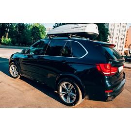 Багажники для авто с интегрированными рейлингами (4)