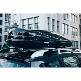 Багажник на автомобиль с рейлингами
